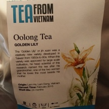 Golden Lily Oolong
