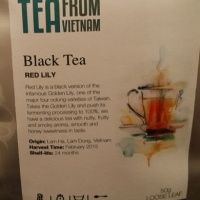 Red Lily Black Tea